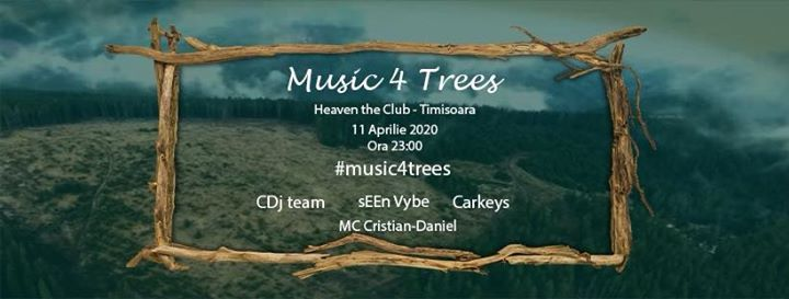 Music 4 Trees at Heaven (reprogramming for future data)