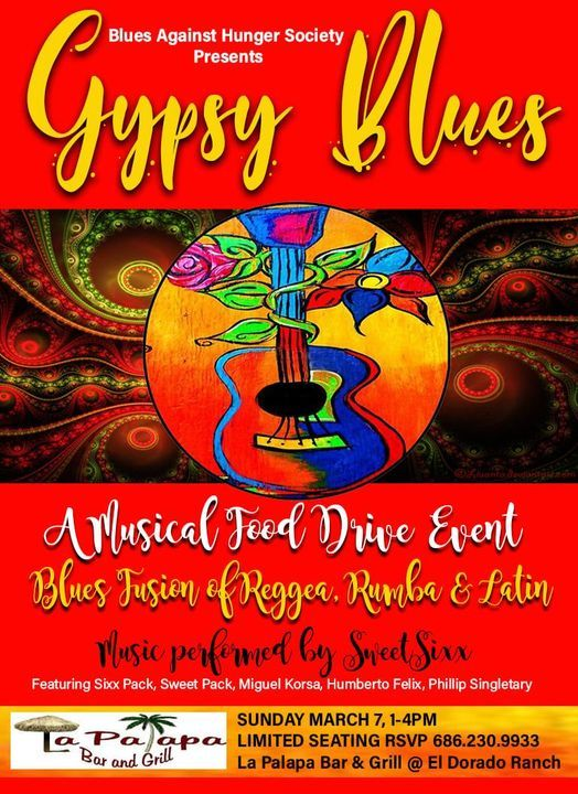 San Felipe BAHS Gypsy Blues Specials Event, 7 March   Event in Guadalupe Victoria   AllEvents.in