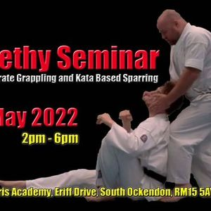 Iain Abernethy Seminar - Grays Essex