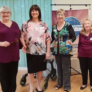 Magnetic North Toastmasters
