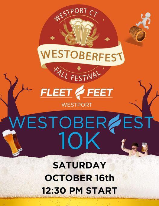 Westoberfest 10K, 16 October   Event in Westport   AllEvents.in