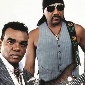 R&B Legends The Isley Brothers - Live