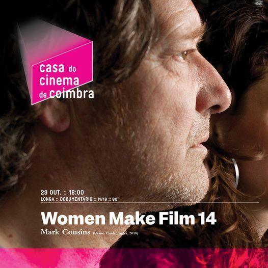 WOMEN MAKE FILM 14, 29 October | Event in Pombal | AllEvents.in