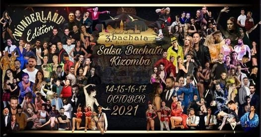3. Istanbul International Bachata Festival / Wonderland Edition, 13 October | Event in Izmit | AllEvents.in