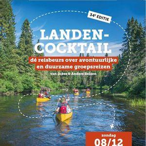 Landencocktail d reisbeurs over groepsreizen