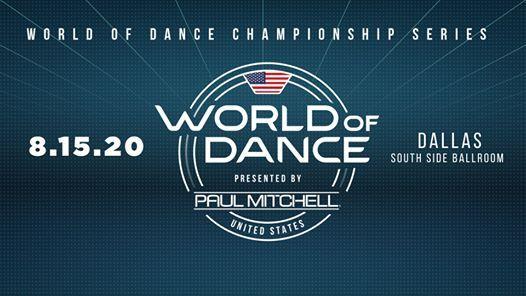 World of Dance Championship Series - Dallas 2020