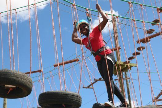 High Ropes, Ziplining & Fun Activities @Nkasiri Adventure Park, 26 June | Event in Nairobi | AllEvents.in