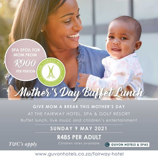 Celebrate Mom at The Fairway | Event in Randburg | AllEvents.in