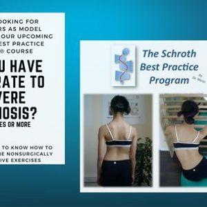 Schroth Best Practice Method Course