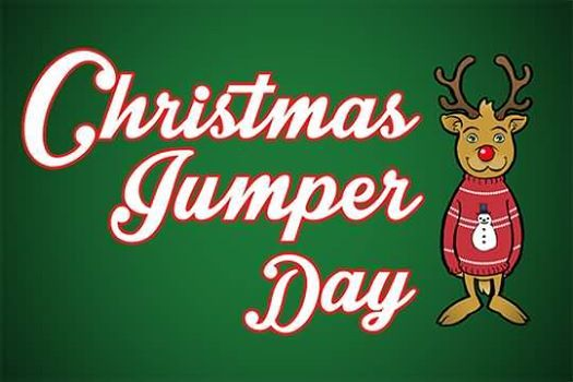 Christmas Dinner and Wear a jumper day