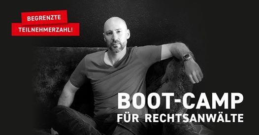 Boot-Camp fr Rechtsanwlte