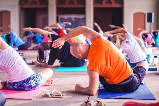 Community Yoga - $10 nonmember/ $5 member | Event in Panama City | AllEvents.in