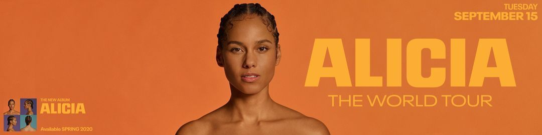 2022: Alicia: The World Tour: Sugar Land, TX. (NEW DATE):, 13 September | Event in Sugar Land | AllEvents.in