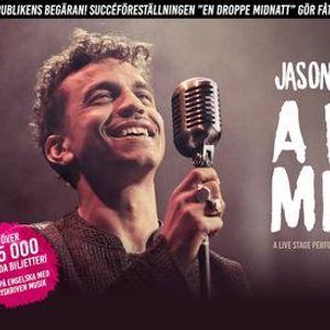 """Jason &quotTimbuktu"""" Diakit - A Drop of Midnight  Stockholm"""