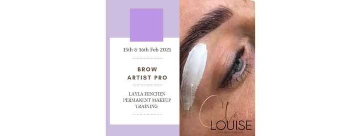 Brow Artist Pro, 15 February | Event in Hornchurch | AllEvents.in