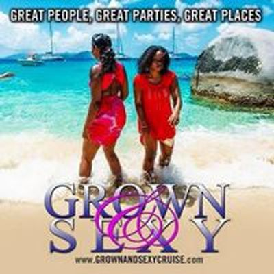 The Grown & Sexy Cruise