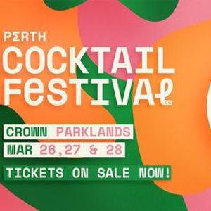 Perth Cocktail Festival 2021