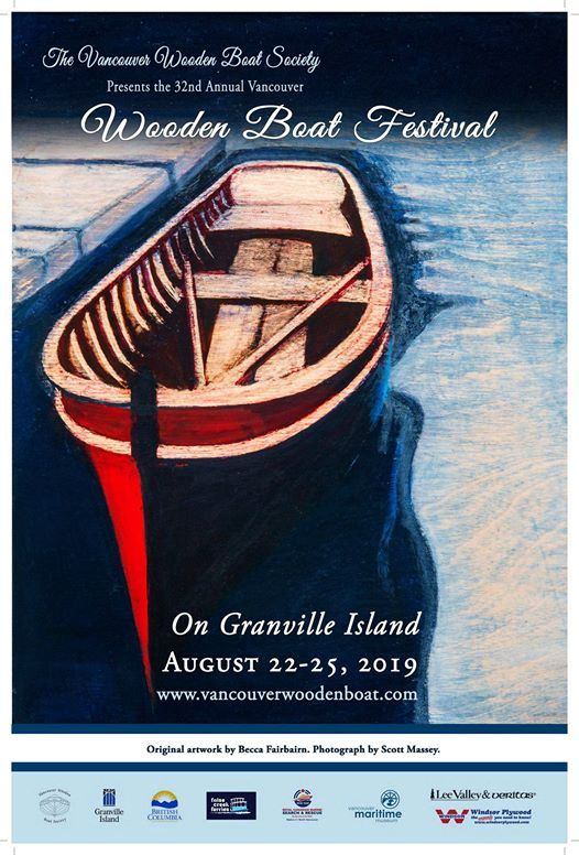 Vancouver Wooden Boat Festival At Granville Island Vancouver