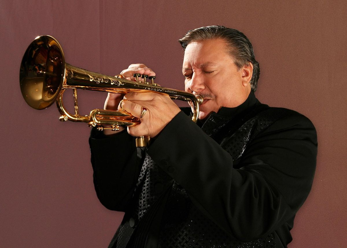 Arturo Sandoval 10 Time Grammy Award Winner, 28 October | Event in Arlington | AllEvents.in