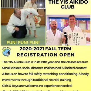 YIS Friday Aikido