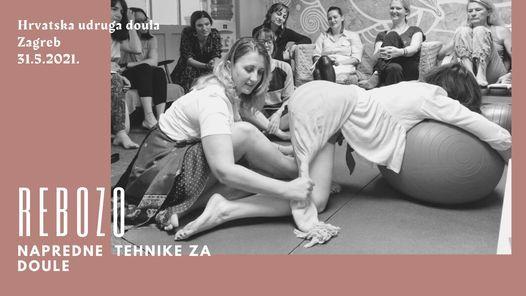 Rebozo - radionica naprednih tehnika za doule, 31 May   Event in Zagreb   AllEvents.in