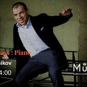 Open Masterclass - Piano