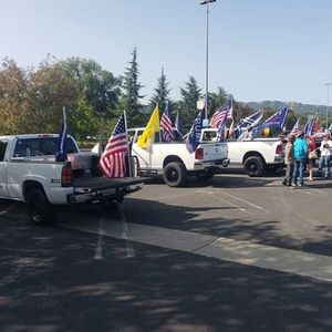 TriValley Trump Truck Rally II