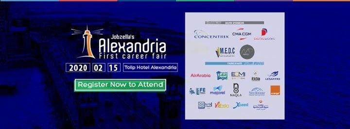 Jobzella 1st Employment Fair in Alexandria 2019