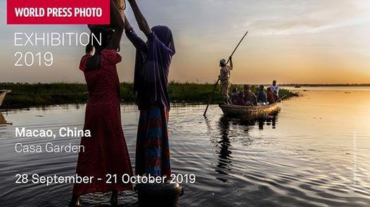 World Press Photo Exhibition 2019 Macao China
