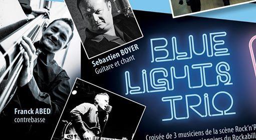 Concert de Blue Light TRIO