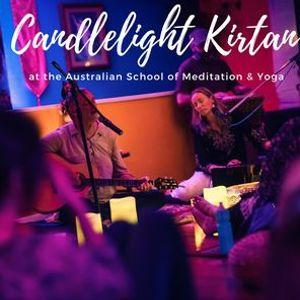 Candlelight Kirtan at ASMY