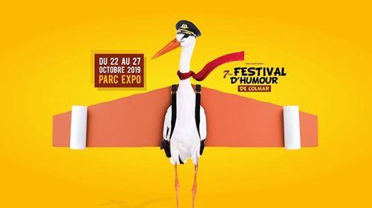 7me Festival dHumour de colmar