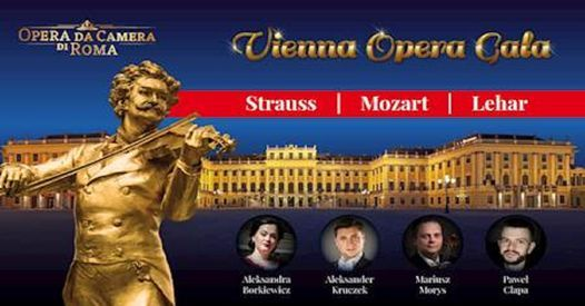 Gdańsk: Koncert Wiedeński - Vienna Opera Gala, 26 June | Event in Gdansk | AllEvents.in