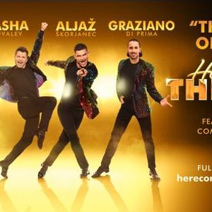 Here Come The Boys at New Theatre  Peterborough