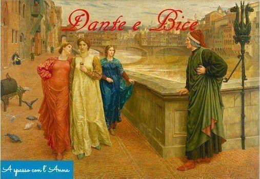 Dante e Bice - Passeggiata guidata Online Live 2021, 21 March   Event in Florence   AllEvents.in
