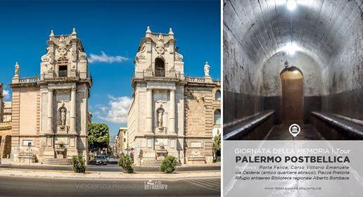 Tour Palermo Postbellica
