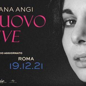 Giordana Angi in concerto a Roma