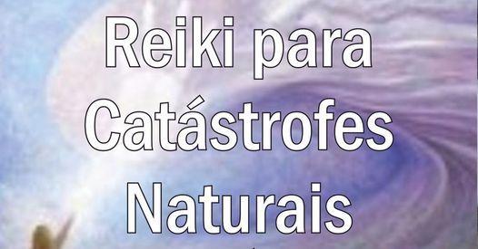 Sintonização à distância no Reiki para Catástrofes Naturais, 2 October   Online Event   AllEvents.in