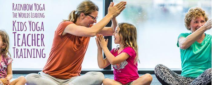 Wellington 3 Day Kids Yoga Teacher Training