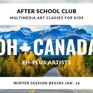 After School Club Winter - Oh Canada