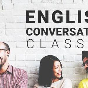English Conversation Course for Adults
