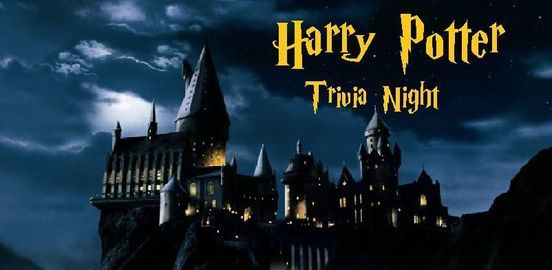 Harry Potter Trivia Night, 27 March   Event in York   AllEvents.in