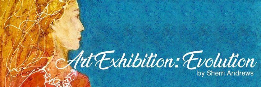 Art Exhibition: Evolution at Plainsboro Public Library