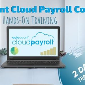 AutoCount Cloud Payroll Course (2 Days)- 2526 JUL 2020