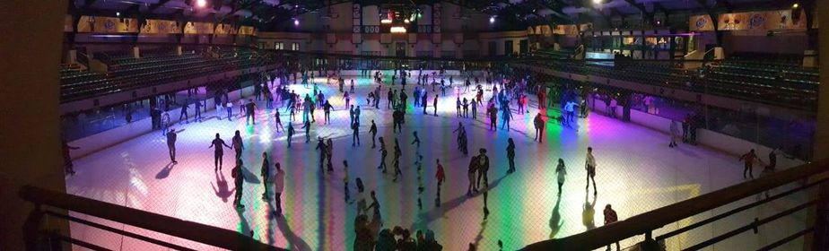 Ice Skating Sessions