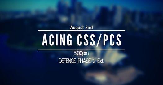 Free CSS Seminar 2020 at Toppers'Inn CSS Academy, Karachi