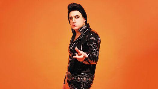 Tim Vine is Plastic Elvis, 29 September | Event in Peterborough | AllEvents.in