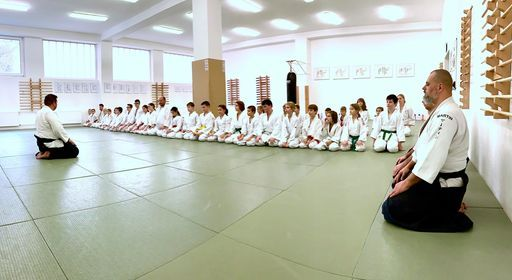 Seminár aikido pre deti, 5 December   Event in Trnava   AllEvents.in
