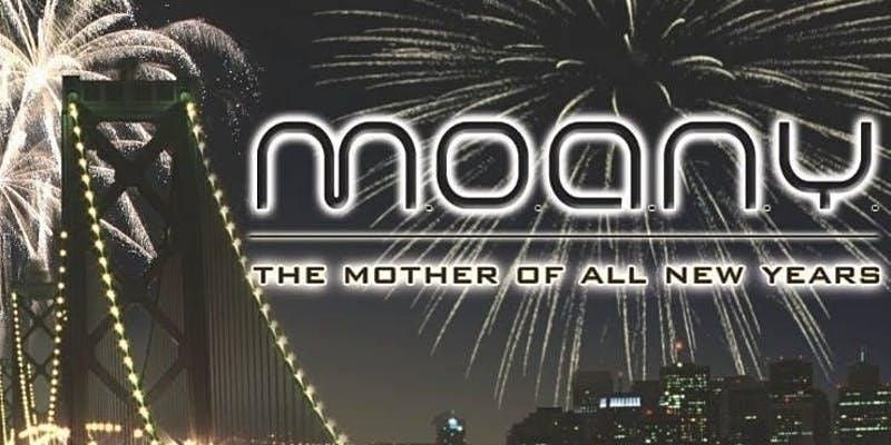 MOANY New Year's Eve San Francisco 2022, 31 December   Event in San Francisco   AllEvents.in