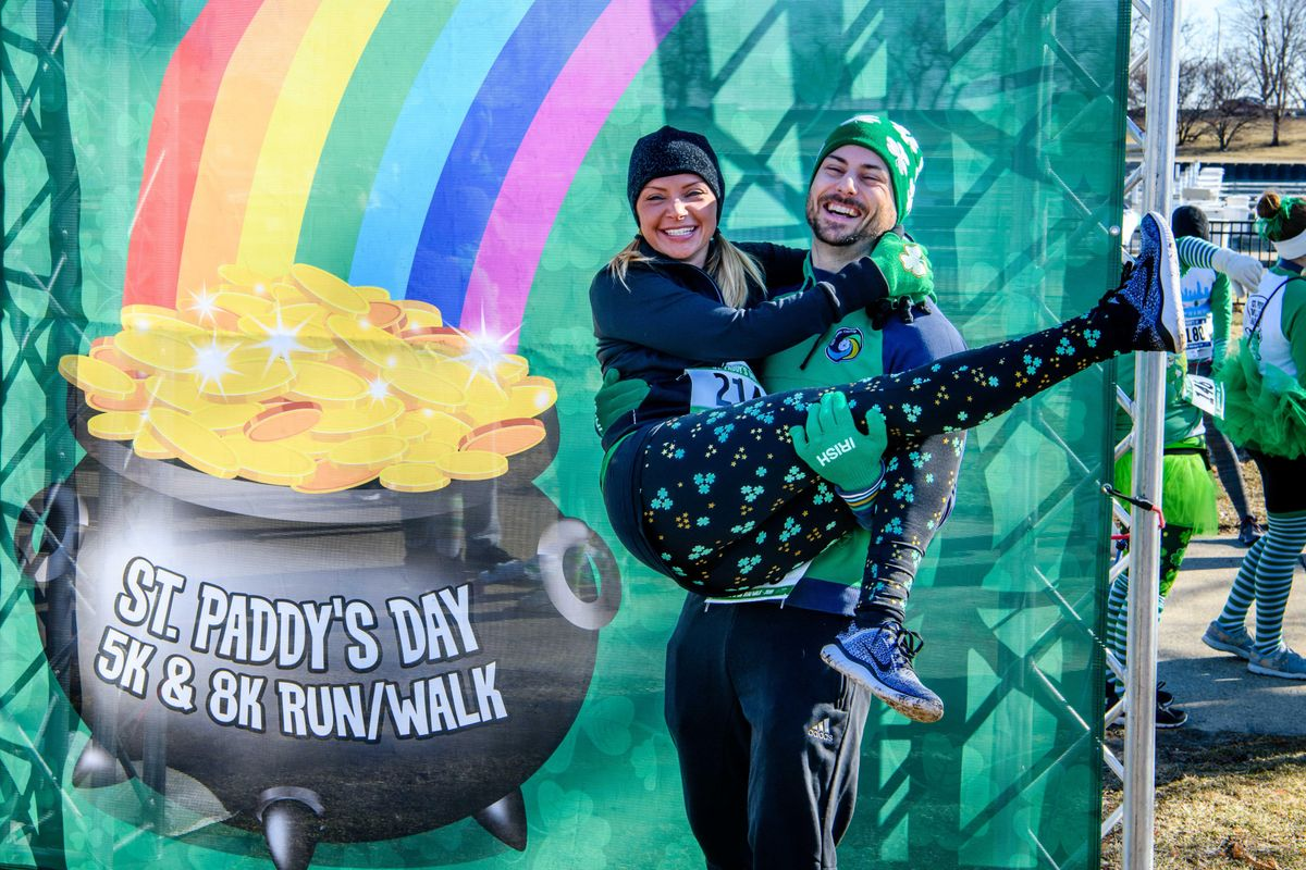 2021 St. Paddy's Day 5K & 8K Run/Walk, 13 March | Event in Chicago | AllEvents.in